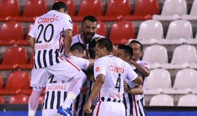 Libertad estableció un hito en la Sudamericana y sueña