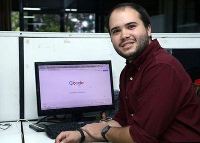 Cristian Cibils, el paraguayo que triunfa en Google