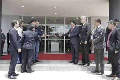 Inauguran Fiscalía en Pedro Juan Caballero