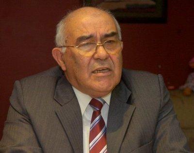Nueva denuncia contra ministro Sindulfo Blanco
