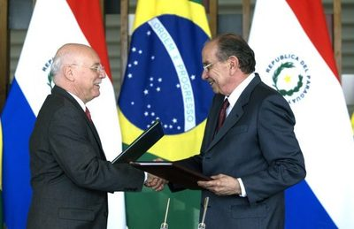 Paraguay y Brasil acuerdan dinamizar comunidades fronterizas