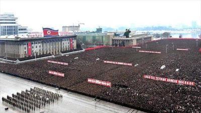 Tenso clima entre Washington y Pyongyang