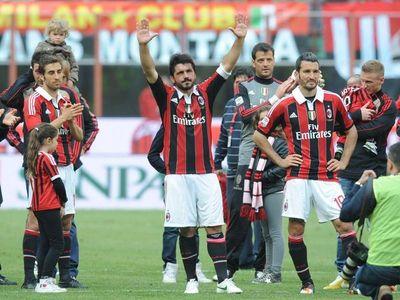 Gattuso es nuevo entrenador del Milan