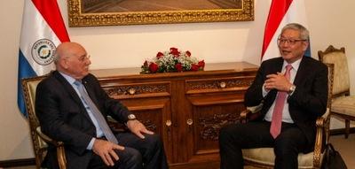 Visita de Hsiang reafirma compromisos de Taiwán con Paraguay