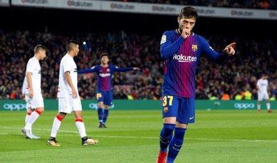 Barcelona supera con gran facilidad el trámite copero
