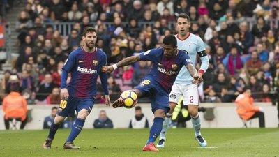 Barcelona no pudo de local