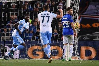 Lazio remonta ante Sampdoria