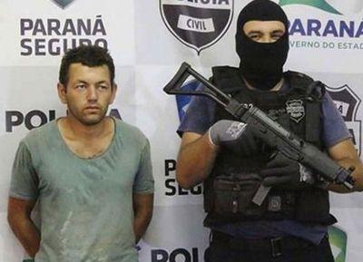 Solicitan que Brasil realice juicio a presunto sicario de Pablo Medina