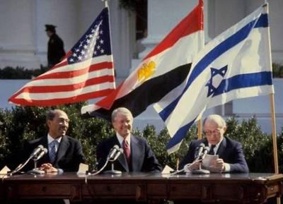 A 40 años del acuerdo de paz entre Egipto e Israel