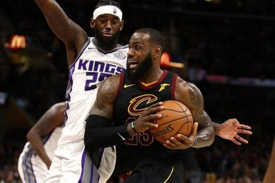 NBA: otra jornada triunfal de Cavaliers