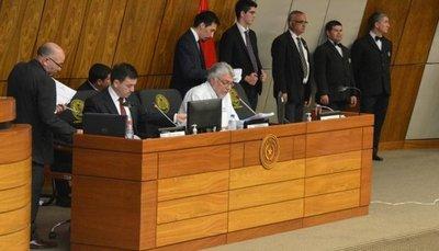 Senado convoca a sesión extraordinaria para tratar PGN 2018