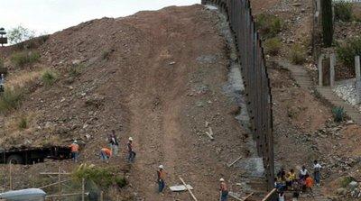 Si no logramos el muro, tendremos mucha gente infeliz