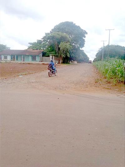 Exigirán a la Junta que intervenga en paralización de asfalto entre Km 8 y 10