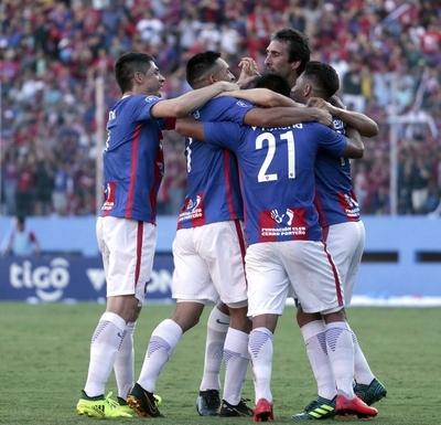 Cerro Porteño es flamante campeón