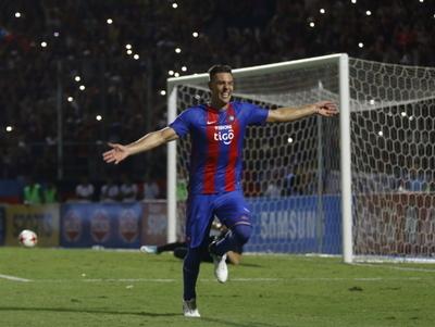 Diego Churín fue el mejor de la última fecha