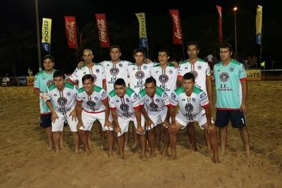 El viernes lanzan el segundo Nacional Interligas de Fútbol Playa