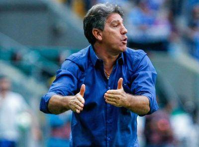 """""""En la Libertadores jugamos mejor que ante Pachuca"""", dijo Renato Gaucho"""