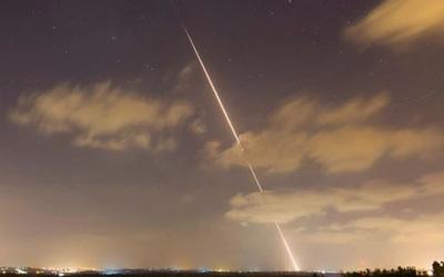 Israel bombardeó puestos de Hamas tras nuevo lanzamiento de proyectiles