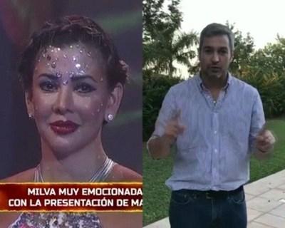 Marito Abdo pidió votos para Marly Figueredo