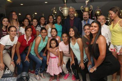 """Zapag promete a sus campeones """"un escenario digno para los deportes amateur"""""""