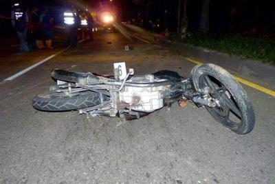 Rodados que protagonizan accidentes se dan a la fuga
