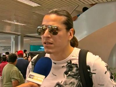 Federico Santander está de vacaciones