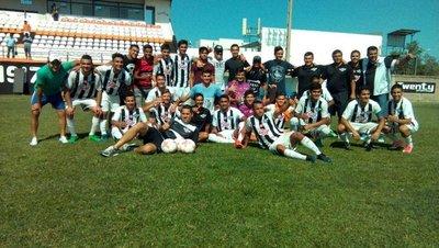 El Guma clasificó a la Libertadores Sub 20