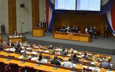 Senadores disidentes y opositores piden sesión extra para sancionar a González Daher