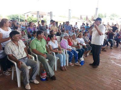 Lugo adelantó desde Itapua convocatoria a sesión extraordinaria