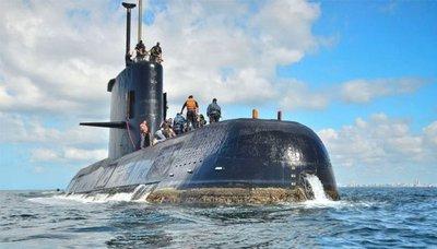 Mal clima complicará búsqueda de submarino argentino