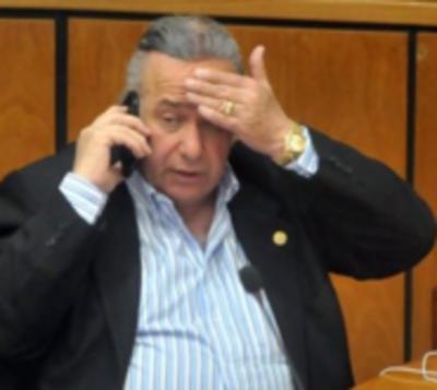 Convocan a sesión extraordinaria para tratar sanción a González Daher