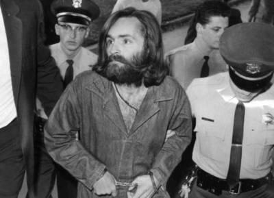 Murió Charles Manson, uno de los criminales más famosos de Estados Unidos