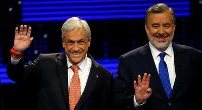 Chilenos definirán quién será su próximo presidente