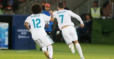 Real Madrid es bicampeón del Mundial de Clubes