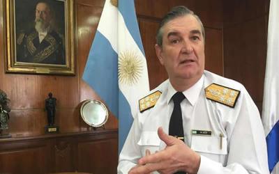 Destituyen al jefe de la Armada Argentina tras el caso del ARA San Juan