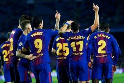 Barça, a despedir el año con una victoria