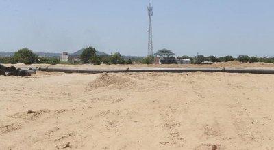 Refulado en primeras obras de la Costanera Sur tiene 75% de avance