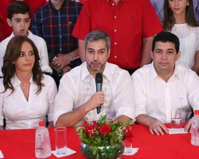 """Marito Abdo sobre González Daher: """"No me voy a abrazar con los antivalores"""""""