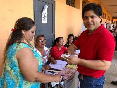 Elecciones sin incidentes en Concepción