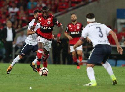 Vinicius quiere ir al Real a finales de 2018