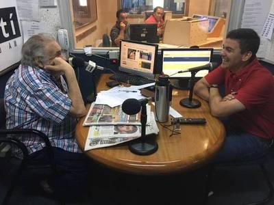 """Santi parafraseó a Trump: """"Vamos a hacer del Paraguay grande nuevamente"""""""