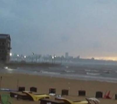 Meteorología lanza alerta de tormentas