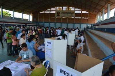 Un 20 por ciento de participación en Concepción