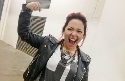 Andrea Valobra Recibió Un Reconocimiento