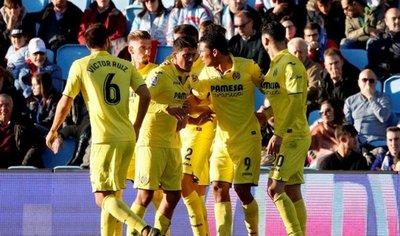 El Villarreal se reencuentra con la victoria en Balaídos
