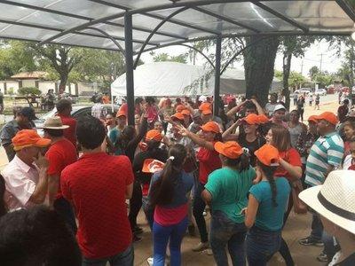 Sin mayores incidentes en Caaguazú