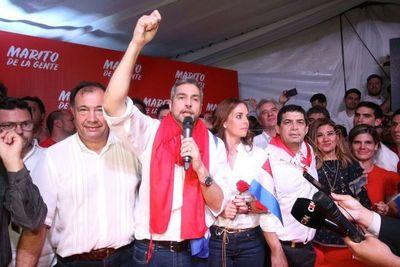 "Mario Abdo: ""Desde mañana somos todos Lista Uno"""