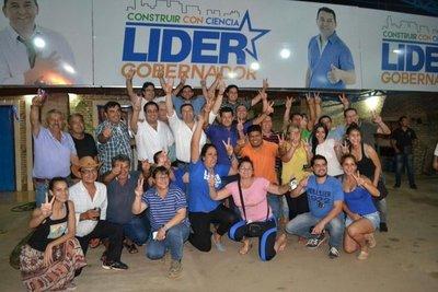 Líder Amarilla ganó en Central por el PLRA
