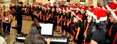 Habrá concierto navideño
