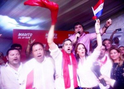 Marito promete eliminar corrupción e impunidad